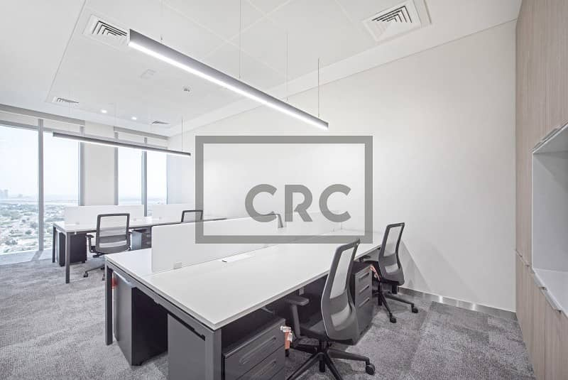 2 Fitted Office | Central Park | DIFC | Freezone
