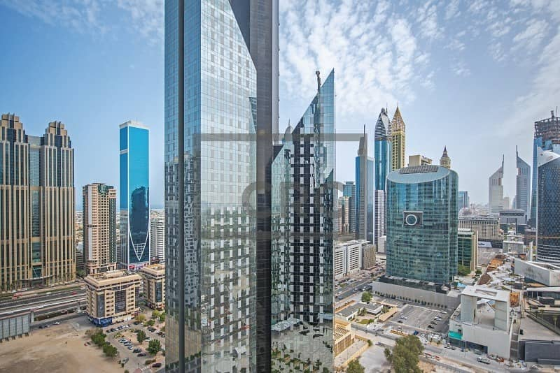 14 Fitted Office | Central Park | DIFC | Freezone
