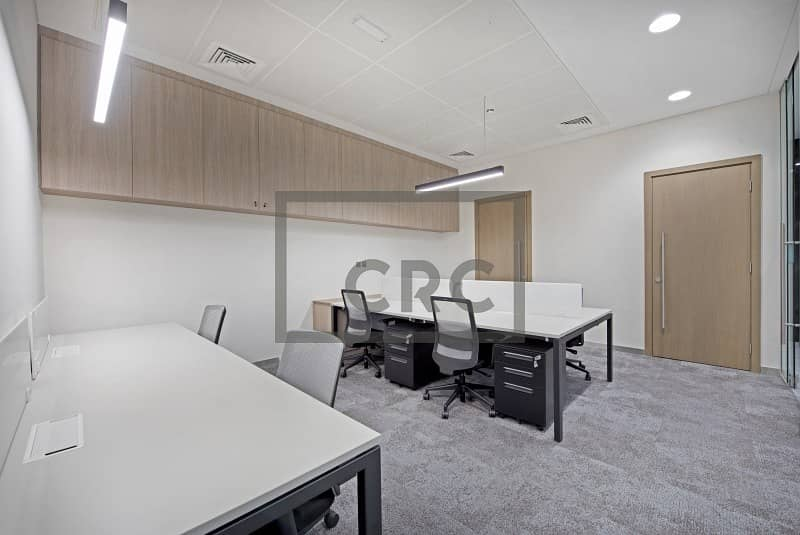 11 Fitted Office | Central Park | DIFC | Freezone