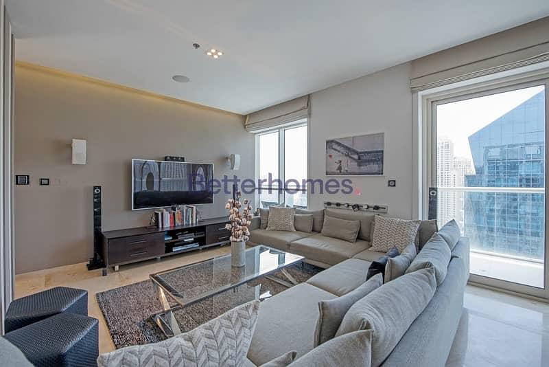 2 Immaculate | Vacant | Upgraded | Full Marina View | Balcony