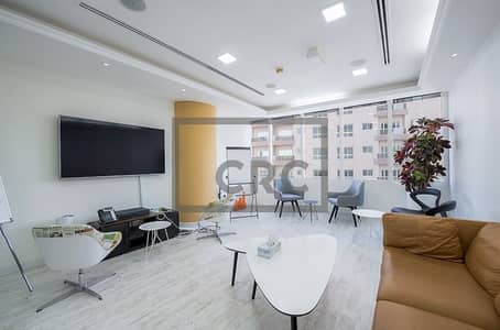 Office for Sale in Barsha Heights (Tecom), Dubai - Large Fitted | 6 Parking Spaces | Rented