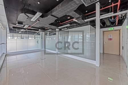 مکتب  للبيع في أبراج بحيرات الجميرا، دبي - Great Price | Fitted Unit | Balcony | JLT