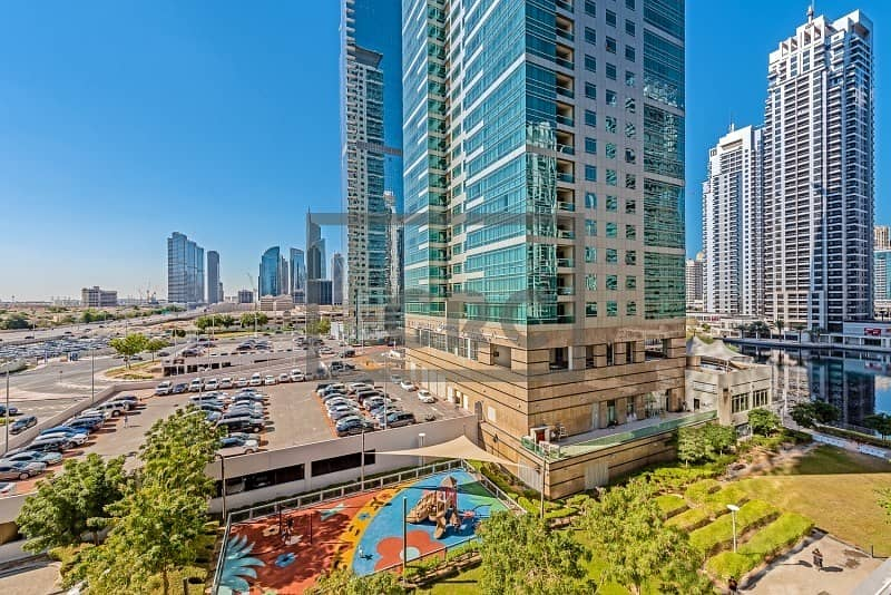 10 Great Price | Fitted Unit | Balcony | JLT