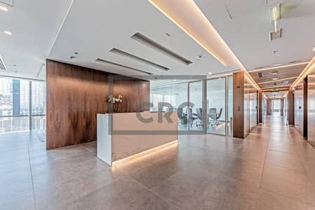 Office for Rent in DIFC, Dubai - Signature Finish |EFT|Furnished| Burj View