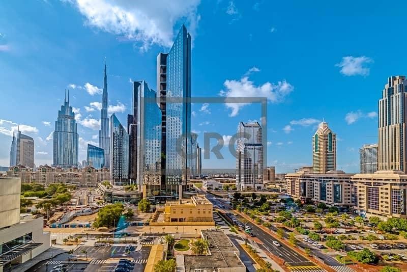 14 Signature Finish  EFT Furnished  Burj View