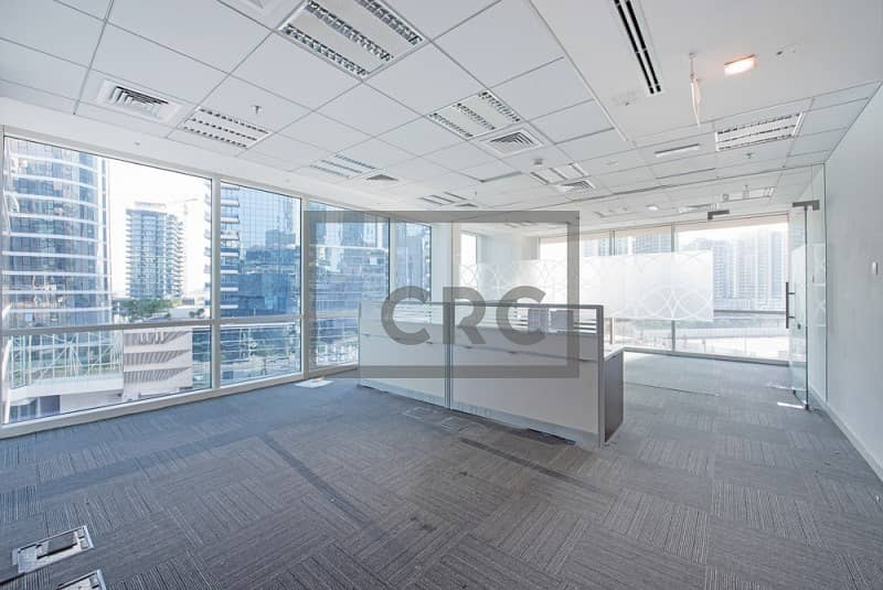 10 Fitted Office| 4 Parking Spaces|Partition