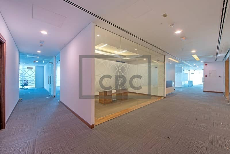 Fitted Office| 4 Parking Spaces|Partition