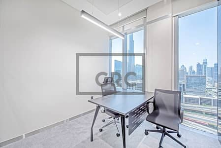 Fitted Office | Central Park | DIFC | Furnished