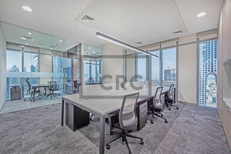 2 Fitted Office | Central Park | DIFC | Furnished