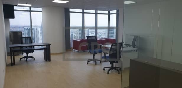 Office for Sale in Business Bay, Dubai - Two Car Parking    Fitted   Canal Views