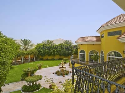 6 Bedroom Villa for Rent in Al Barsha, Dubai - 6 Bedrooms