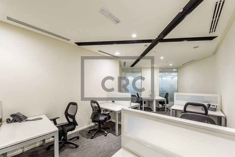 2 Serviced Office | JAFZA | AED 30