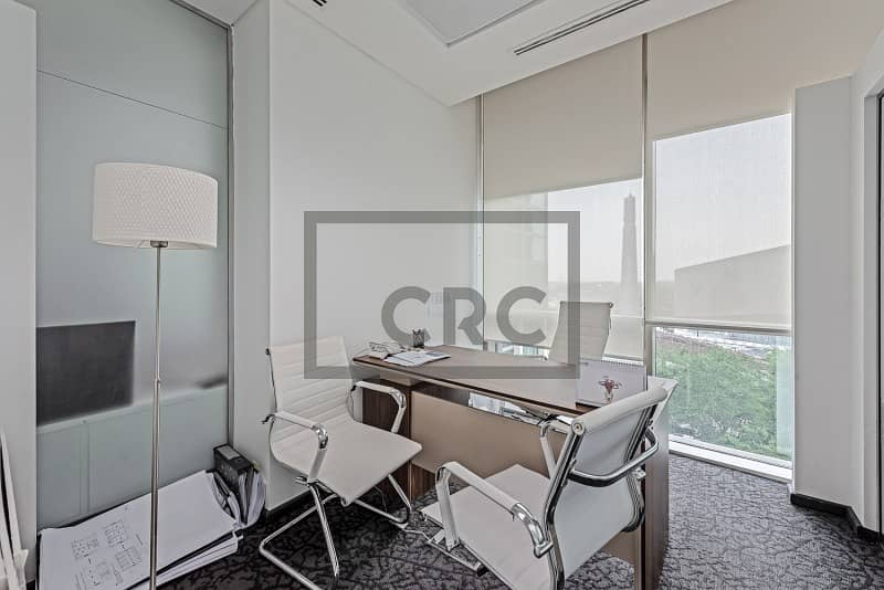 2 Amazing Fitted Office | For Sale 4 Investor | DIFC