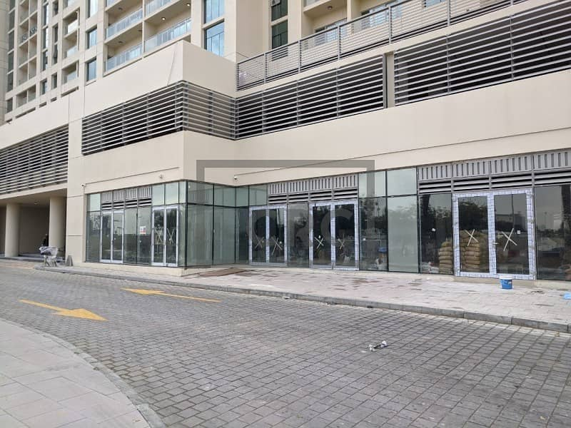 2 New S+C Retail | Residential Building