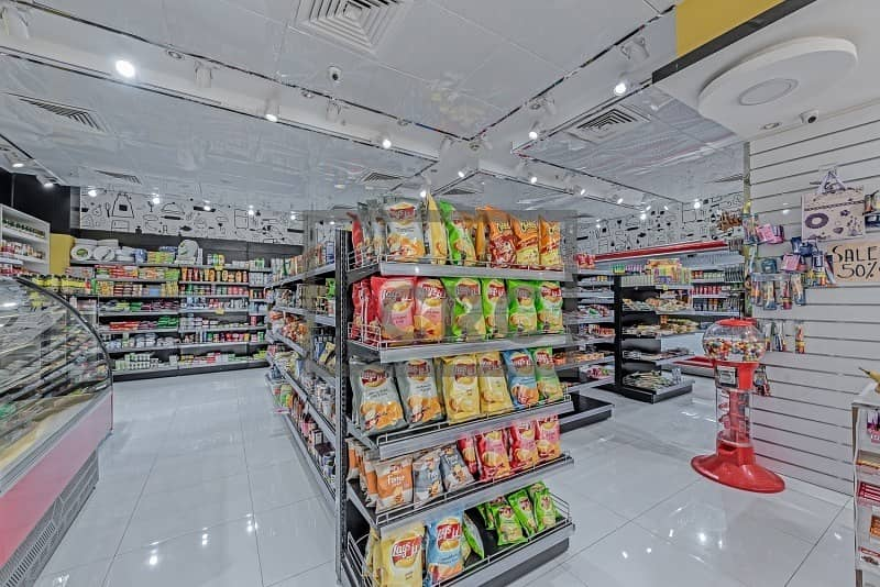 2 Ready Supermarket | Vacant from March 2020