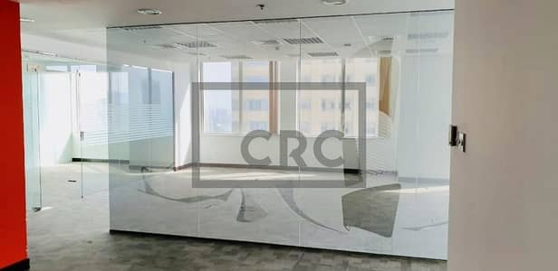 Office for Rent in Dubai Internet City, Dubai - Fully Fitted Office   Media City   Sea View