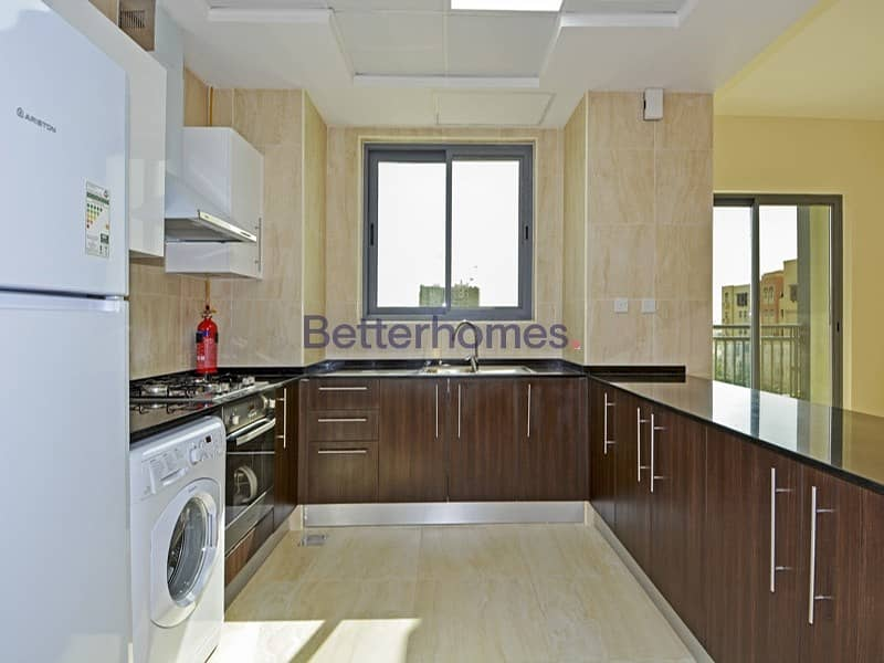 2 Community View | Middle Floor | Unfurnished