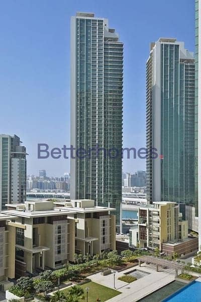 2 Bedroom Apartment for Sale in Al Reem Island, Abu Dhabi - Bright unit facing canal in Ocean Terrace Residence