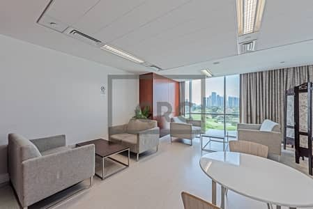 Office for Rent in Sheikh Zayed Road, Dubai - SZR | Fully Fitted Furnished|EBP1