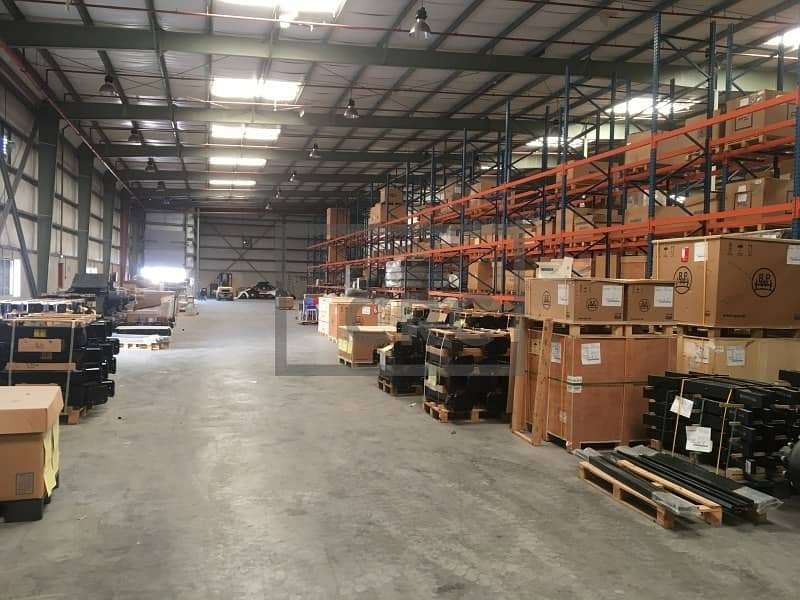 2 Fitted | Warehouse & Office Complex | Stand Alone