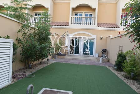 1 Bedroom Townhouse for Rent in Jumeirah Village Circle (JVC), Dubai - MK | Exclusive | Converted 1 bed to 2 bed