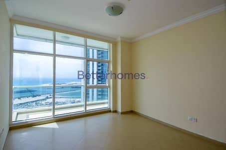 3 Bedroom Flat for Rent in Dubai Marina, Dubai - Sea View Balcony Vacant Now Spacious