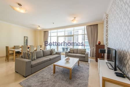 3 Bedroom Flat for Rent in Dubai Marina, Dubai - Marina & Sea View   Spacious   Furnished