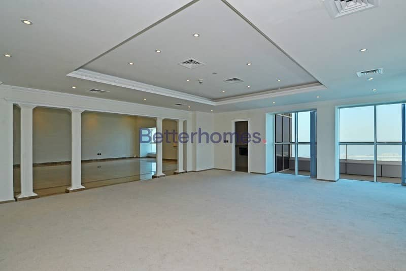 2 Full Palm View | High Floor | Upgraded | Vacant