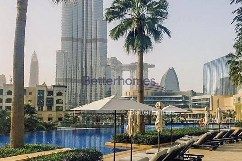 10 All Bills Included|High Floor |Burj View