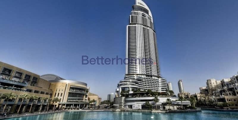 12 Address Downtown|1Bed|Burj Khalifa view|