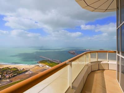 High Floor | Private Pool | Full Sea & Palm View
