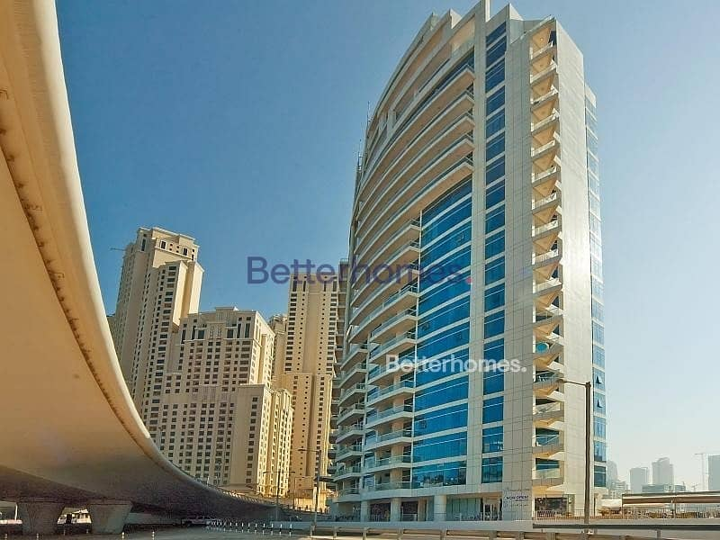 2 Marina View | High Floor | Unfurnished| Two Parkings