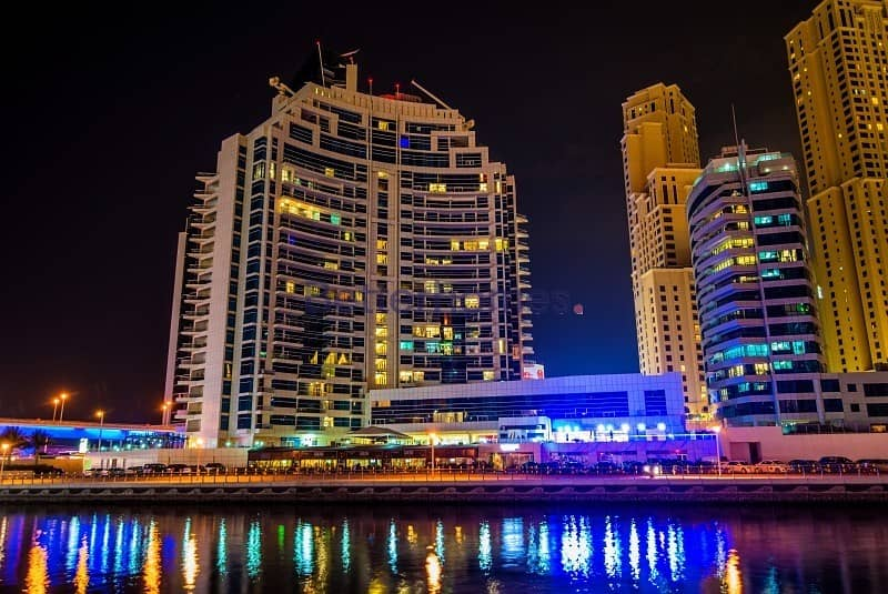 16 Marina View | High Floor | Unfurnished| Two Parkings