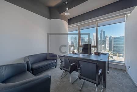 مکتب  للبيع في الخليج التجاري، دبي - Full Canal View | Open Concept |