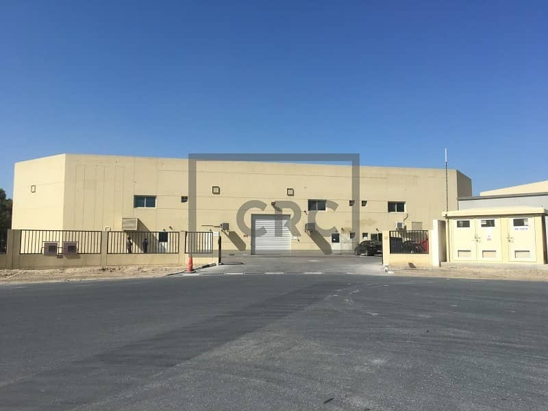 2 Fully Leased   Warehouse Complex   Sale