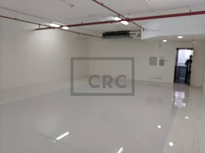 مکتب  للايجار في البرشاء، دبي - Chiller Free | SZR | Near Metro | Ample Parking