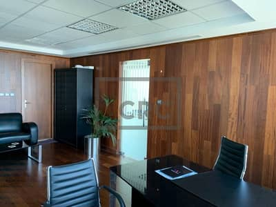Fully Fitted | Partitioned Office | High Floor