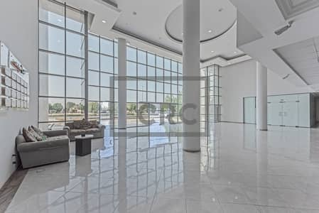 Office for Sale in Dubai Investment Park (DIP), Dubai - Shell and Core |  New Building | Low Floor