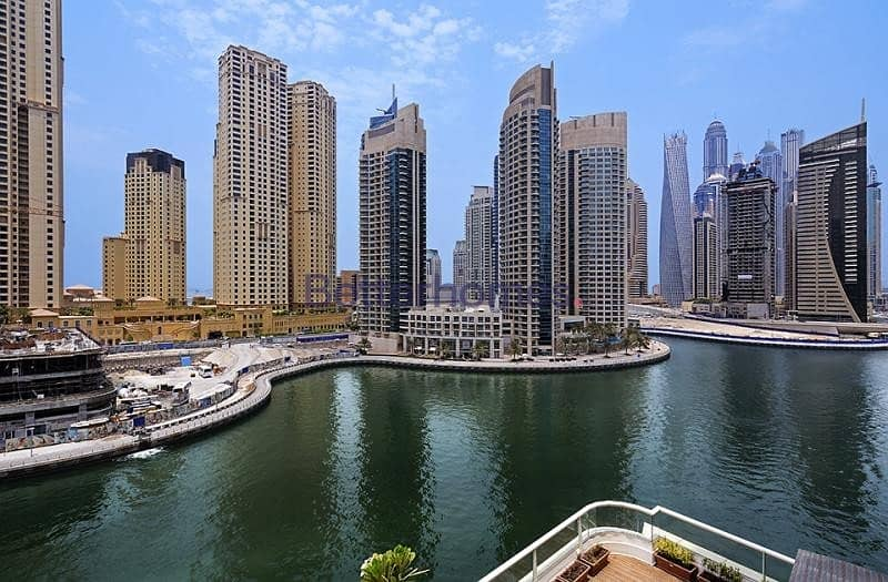 11 Stunning 1 BR| Fully furnished|Rented| Marina View