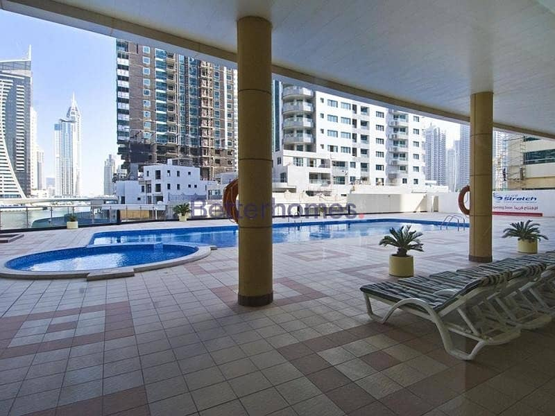 2 Stunning 1 BR| Fully furnished|Rented| Marina View