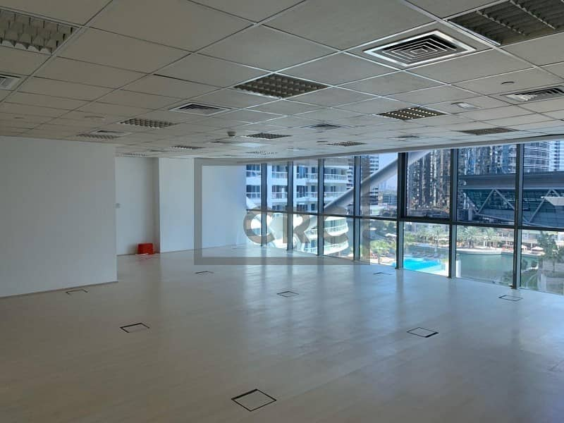 1 Office for sale in Indigo Tower | Open Plan Layout