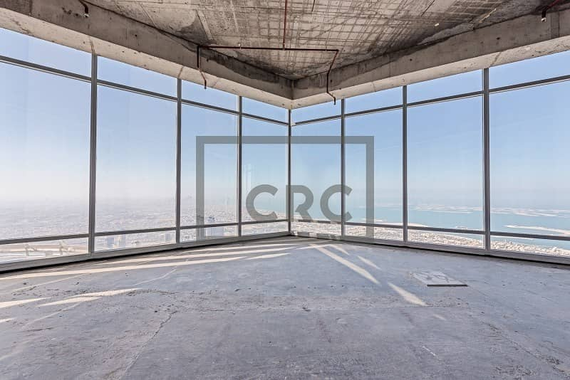 Full Floor Available | Burj Khalifa | For Rent
