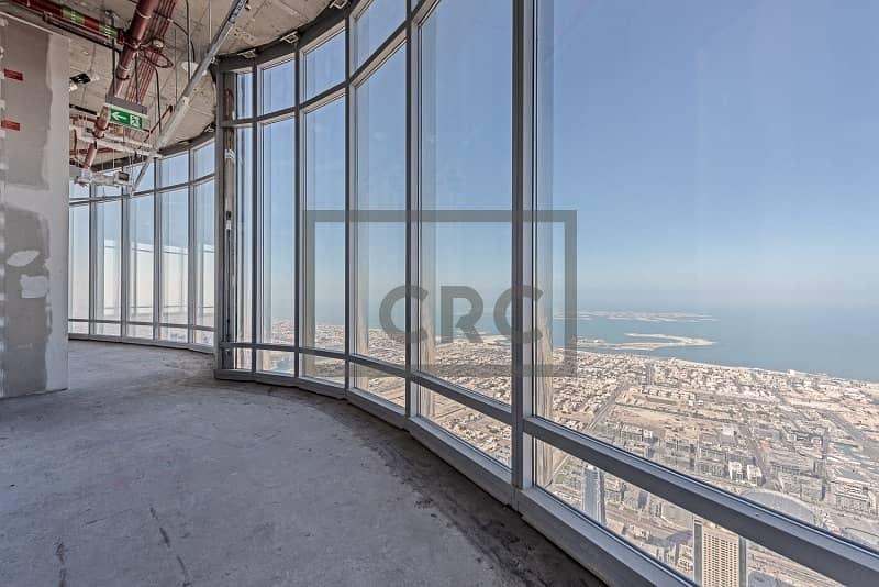 2 Full Floor Available | Burj Khalifa | For Rent