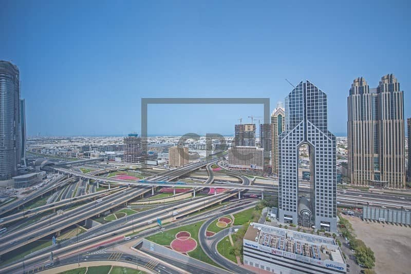 10 Fitted | High End - Furnished | Office | DIFC