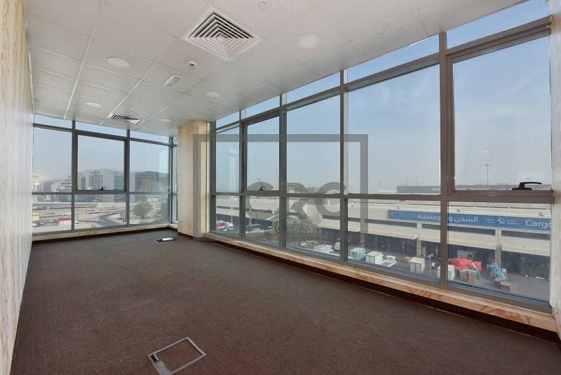 Offices in a Business Centre | With Ejari | Low Rent