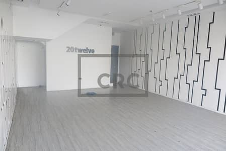 Shop for Rent in Jumeirah, Dubai - Main Road Retail | Fitted | G+1 | Vacant