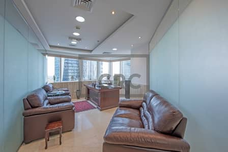 Fully Furnished|Glass Partitions |Negotiable Front of Metro