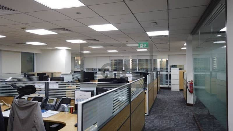 Full Floor | Tenanted| Fully Fitted Office