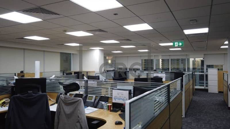 2 Full Floor | Tenanted| Fully Fitted Office