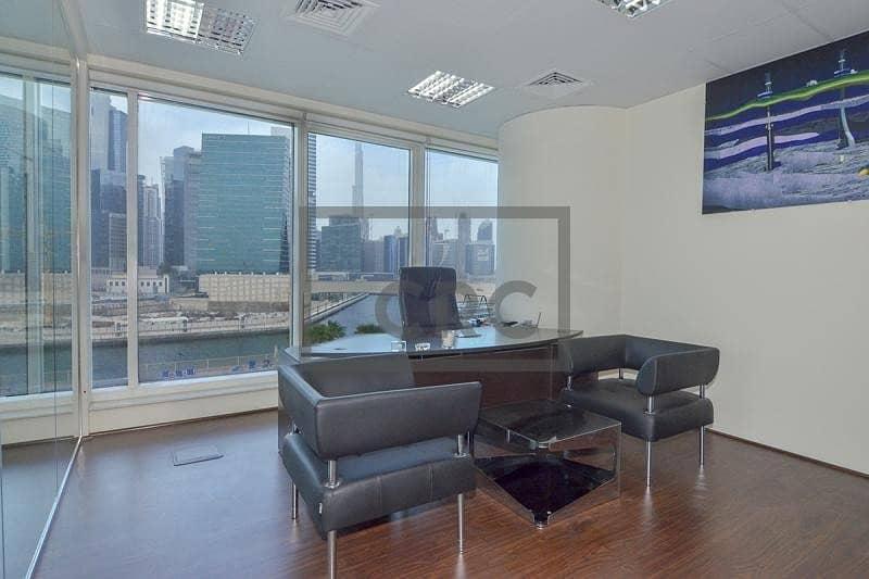 2 Tenanted | Investor Option | Furnished |W/  Burj Khalifa View